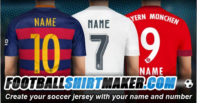 Football Uniform Maker 91