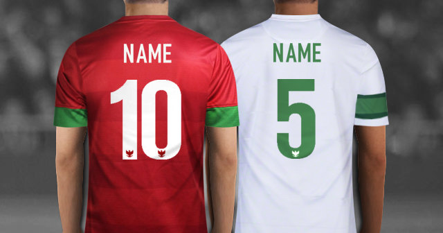 Soccer Jersey With Your Name And Number Indonesia Jersey Maker