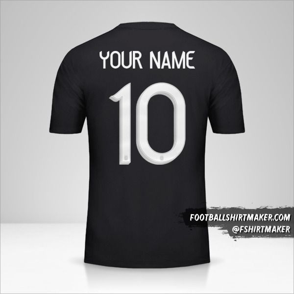 Argentina 2019 II jersey number 10 your name