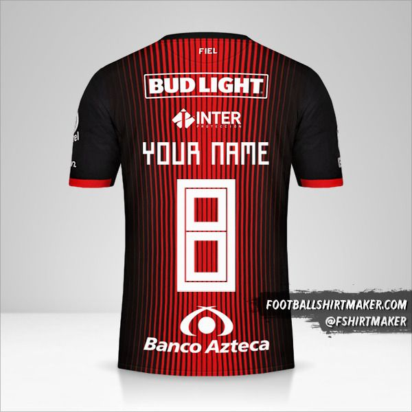Atlas jersey 2019/20 number 8 your name