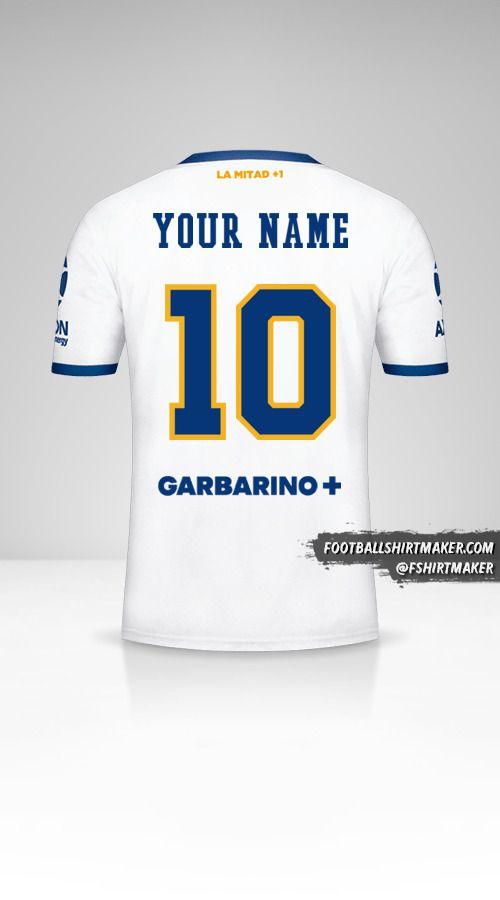 Boca Juniors 2020/21 II jersey number 10 your name