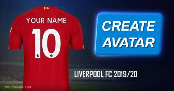 Liverpool FC Personalised Any Name /& Number