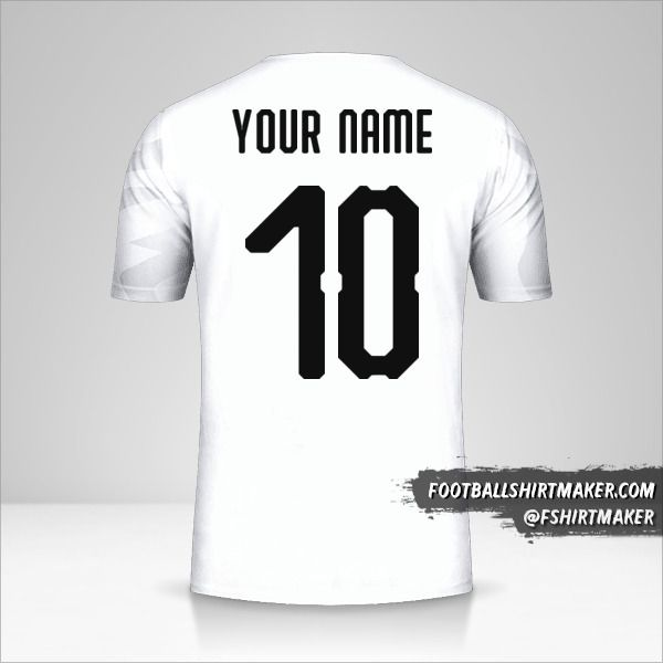 Egypt 2019 II jersey number 10 your name
