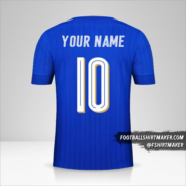 Italy 2016 jersey number 10 your name