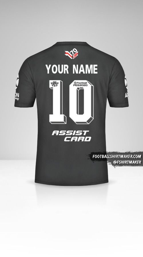 River Plate Adidas 70 Años jersey number 10 your name