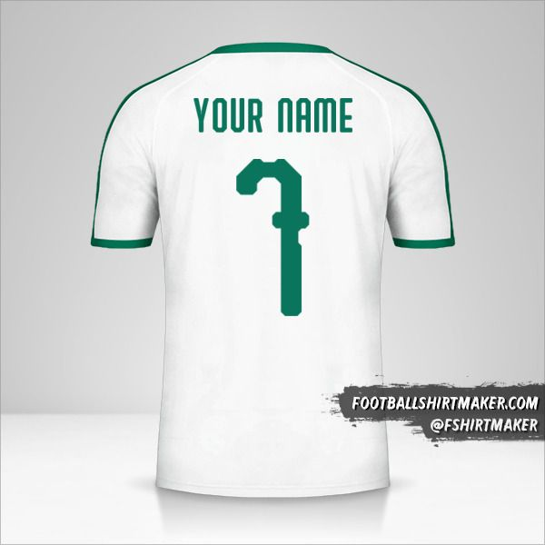 Senegal jersey 2018 number 7 your name