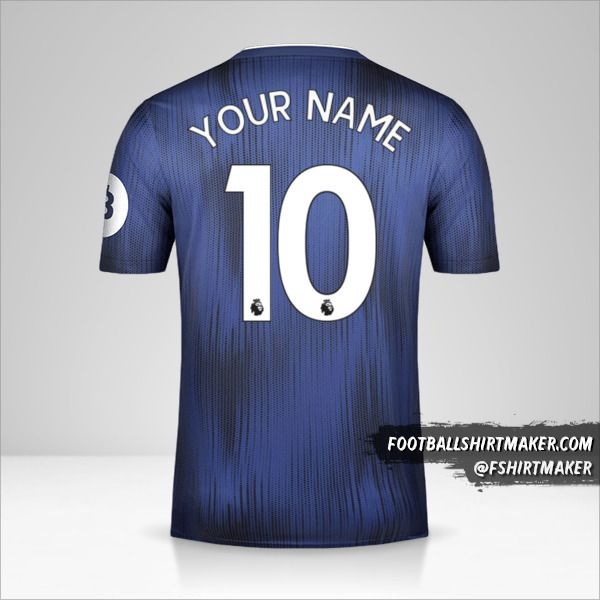 Watford FC 2019/20 II jersey number 10 your name