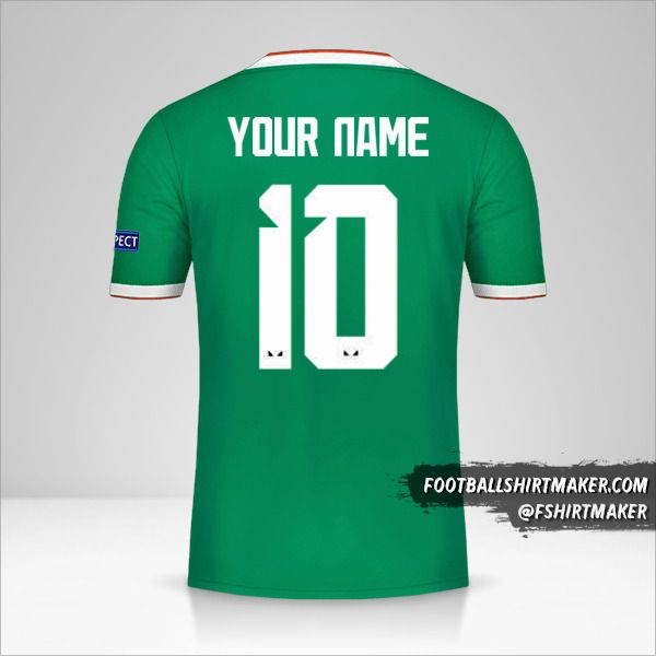 Wolverhampton Wanderers 2019/20 Cup III jersey number 10 your name