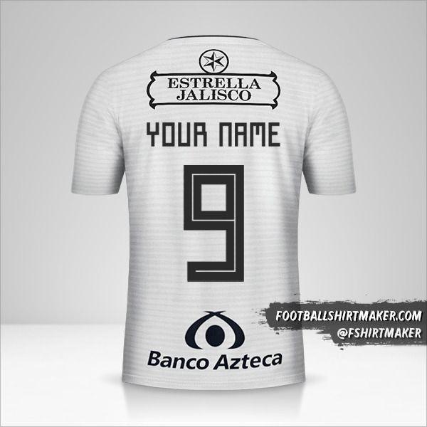 Atlas shirt 2018/19 II number 9 your name