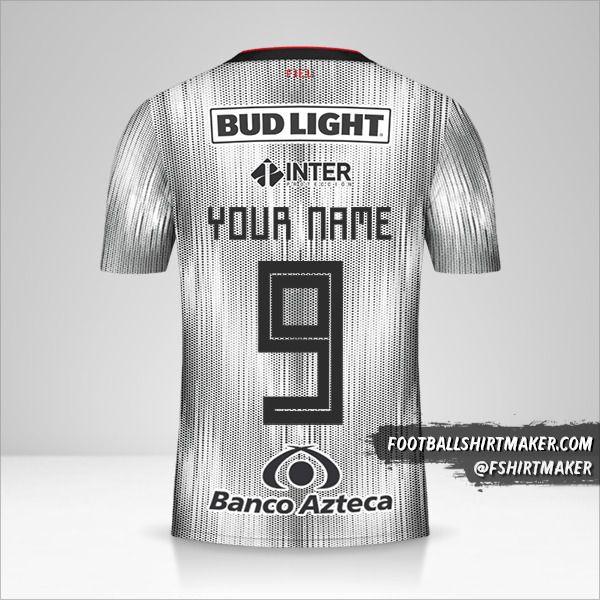 Atlas 2019/20 II shirt number 9 your name