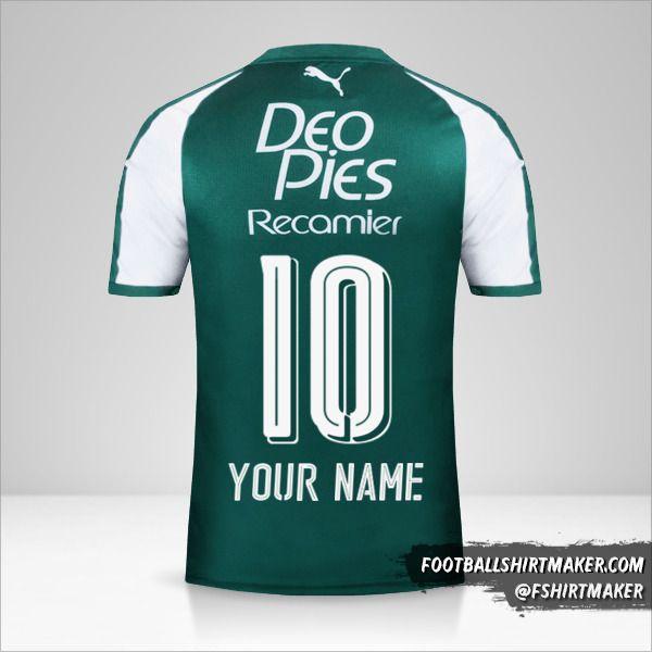 Deportivo Cali 2018 shirt number 10 your name