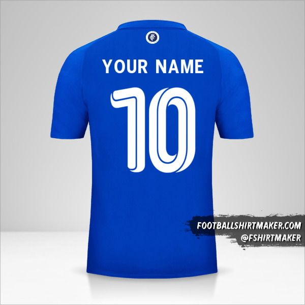 FC Porto 2018/19 125th UCL shirt number 10 your name