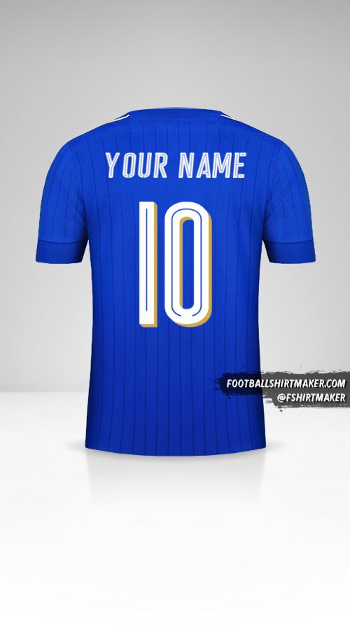 Italy 2016 shirt number 10 your name