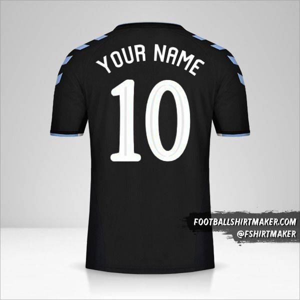 Rangers FC 2019/20 Cup II shirt number 10 your name