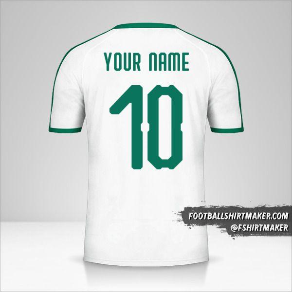Senegal 2018 shirt number 10 your name