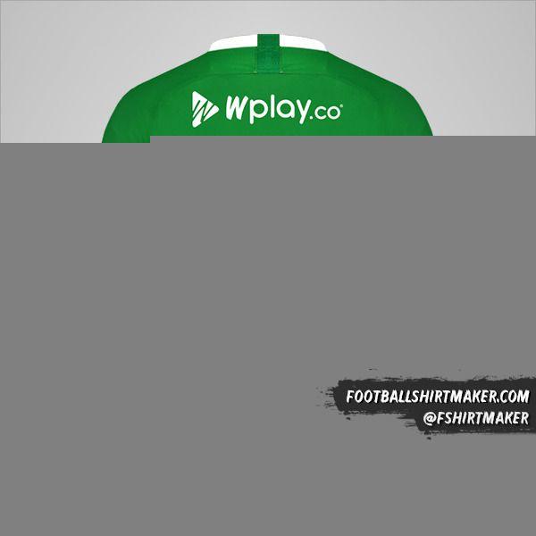 Camiseta Atletico Nacional 2019 número 10 tu nombre