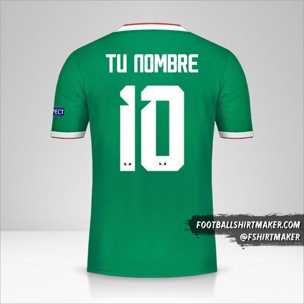 Camiseta Wolverhampton Wanderers 2019/20 Cup III número 10 tu nombre